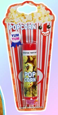 Popcorn, klar, gehört auch dazu.