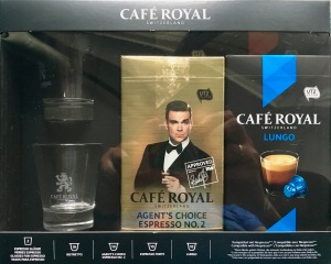 Cafe Royal Set Robbin Williams
