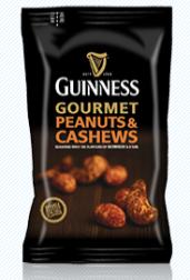 Guiness Hourmet Peanuts & Cashews