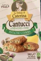 La Delizie di caterina Cantucci al Pistacchio e Cedro Pistazienkekse