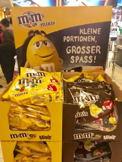 Mars M&M Mini-Packungen