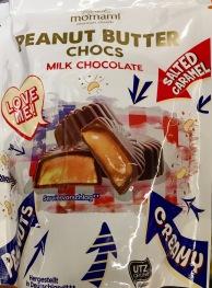 Momami Peanut Butter Chocs Salted Caramel