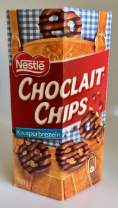 Nestle Choclait Chips Kunsperbrezeln Bub Packung