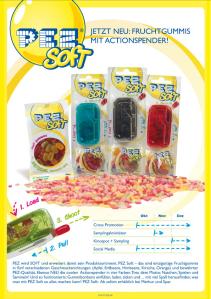 PEZ Soft Gummibonbon