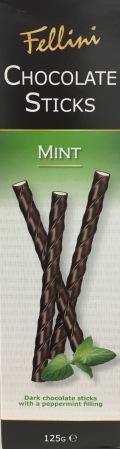Fellini Chocolate Sticks Mint