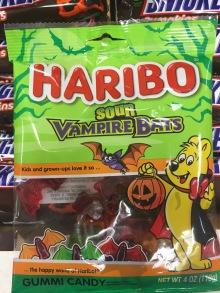 Haribo Vampire Bits