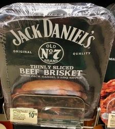 Jack Daniels Beef Briske Rinderbrust