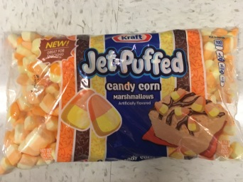 Kraft Jet-Puffed Marshmallow Candy Corn