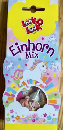 Look-o-Look Einhorn-Mix Candy