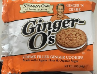 Newmans Own Ginger-Os