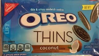 Oreo Thins Coconut