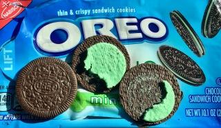 Oreo Thins Mint