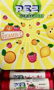 PEZ Dextrose Fruchtbonbons