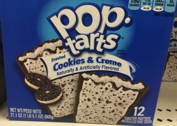 Poptarts Cookies+Creme