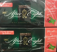 After Eight Nestlé Strawberry