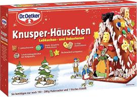 Dr Oetker Knusperhäuschen