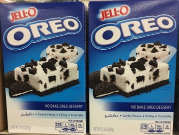 Jello-O Oreo Keks Cookie