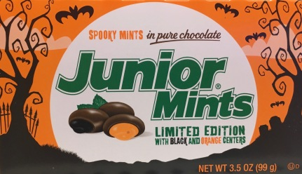 Junior Mints Halloween