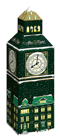 Nestle After Eight Adventskalender Turm