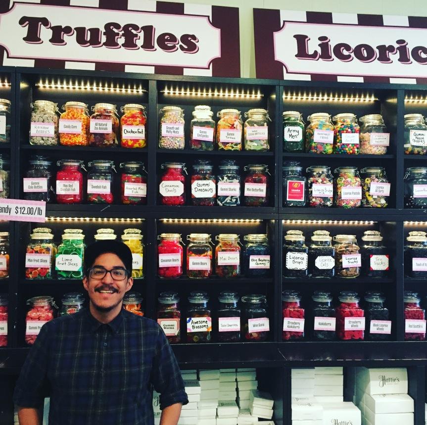 Bonbons, Fudge und Eiskreme: Sweets Etc. in Portland bietet handkuratierteSüßigkeiten