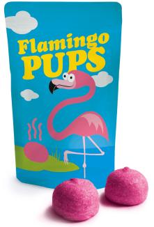 Liebeskummerpillen Flamingo Pups