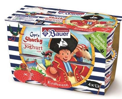 Licensing bei Joghurts und Puddings: Marken undComics