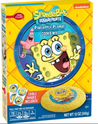 Spongebob Cereals