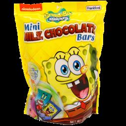 Spongebob Mini Milk-chocolate Nickelodeon