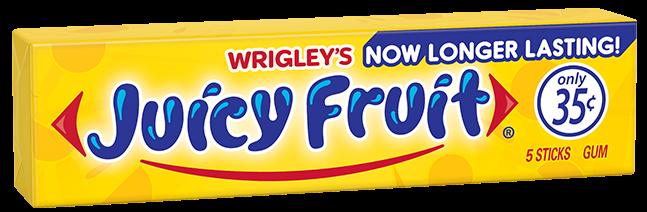 Wrighleys Juicy Fruit Tutti Frutti
