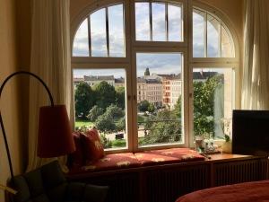 Hotel Orania Berlin Zimmer Ausblick Oliver Numrich