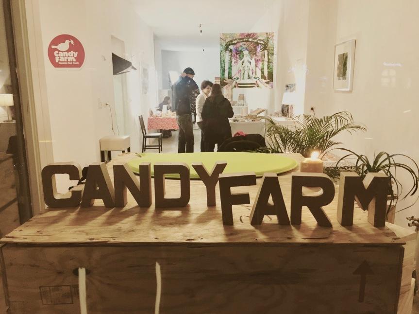 Handgemachte Schokoriegel aus der Berliner CandyFarm