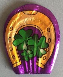 Milka Hufeisen-Schokoladen-Praline