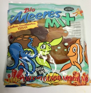 Weltpartner Bio MeeresMix Fruchtgummi dwp