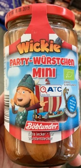 Böcklunder Wickie party-Würstchen Mini