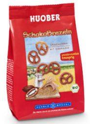 Bio-SchokoBrezeln von Huober.