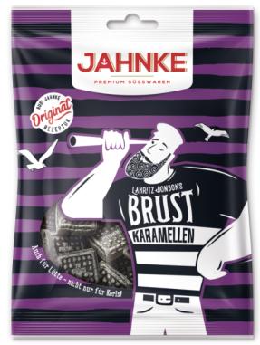 Jahnke Lakritz Brust-Karamellen