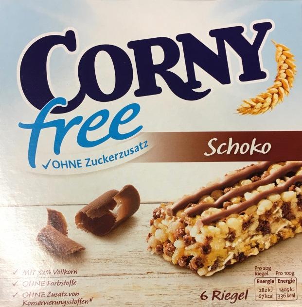 Schwartau Corny FREE Schoko