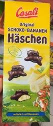 Casali Original Schoko-Bananen Häschen