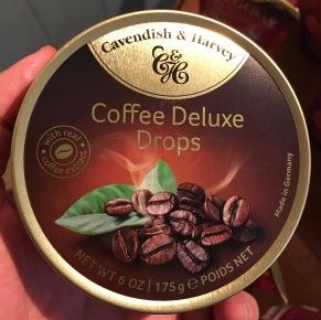 Cavendish + Harvey Coffee Deluxe Drops