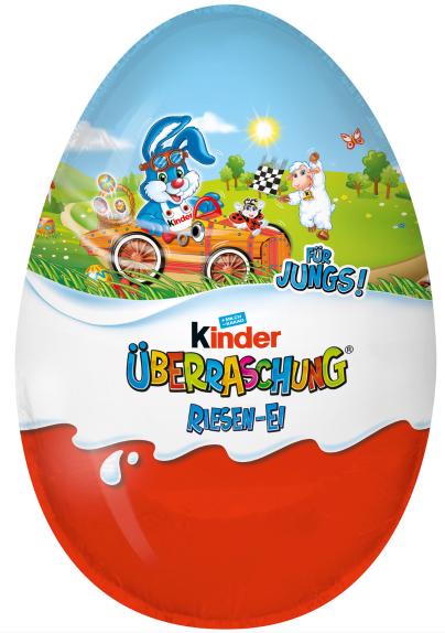 Ferrero Riesenüberraschungsei Ostern