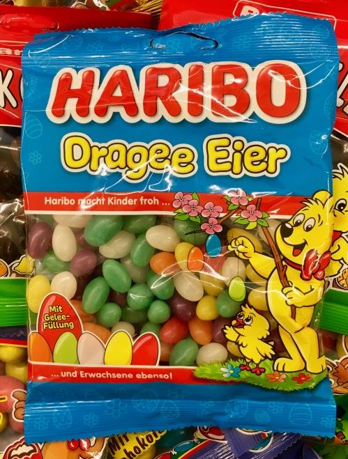 Haribo Dragee Eier Ostern