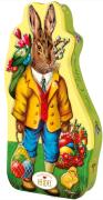 Confiserie Heidel Schmuckdose Pralinen Ostern antik historisch
