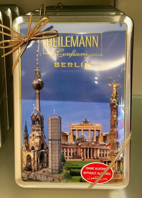 Schokolade Heilemann Confiserie Schmuckdose
