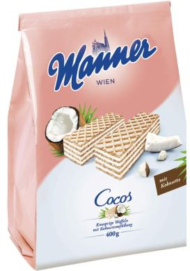 Manner Schnitt Cocos Standbeutel